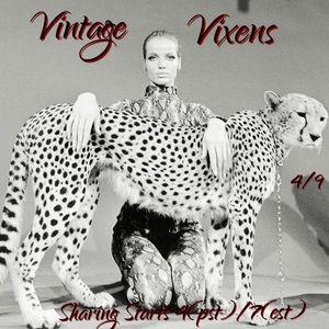 FRIDAY 4/9 Vintage Vixens Sign Up Sheet